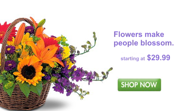 Flowers for all life's special occasions from FlowersAllOver.com