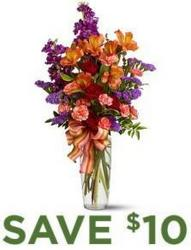Fall Fragrance<br><b>Same Day Delivery from Flowers All Over.com