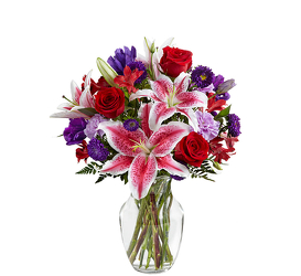 Everlasting Love Bouquet<br><b>FREE DELIVERY from Flowers All Over.com