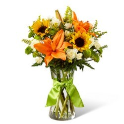 Bountiful Harvest Bouquet<b> from Flowers All Over.com
