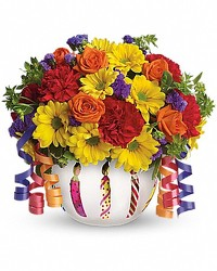 Let's Celebrate!<br><b>FREE DELIVERY from Flowers All Over.com