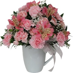 Pink Blush<br><b>FREE DELIVERY from Flowers All Over.com