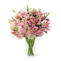 Luxury Lily Bouquet<b> from Flowers All Over.com