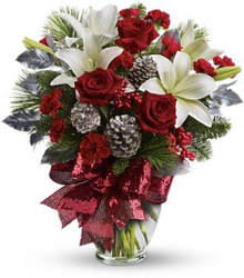 Holiday Enchantment<br><b>FREE DELIVERY from Flowers All Over.com