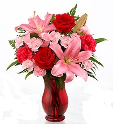 Here In My Heart<BR><B>FREE NEXT DAY DELIVERY from Flowers All Over.com