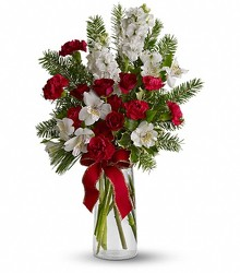 Joy Of The Season<br><b>FREE DELIVERY from Flowers All Over.com