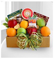 Fruit and Cheese Box<b> from Flowers All Over.com