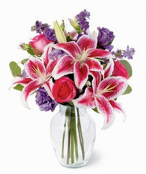 Bright & Beautiful Bouquet<b> from Flowers All Over.com