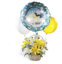 Boys Are Best!<b> from Flowers All Over.com