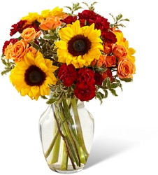 Fall For Flowers<br><b>FREE DELIVERY from Flowers All Over.com