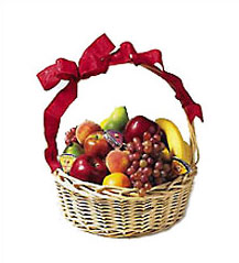 Fresh Fruit Basket<b> from Flowers All Over.com