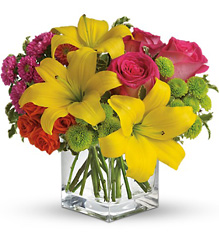 Summer Morning Sunrise<br><b>FREE DELIVERY from Flowers All Over.com