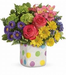 Get Happy  Bouquet<b> from Flowers All Over.com