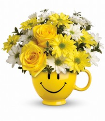 All Smiles<b> from Flowers All Over.com