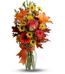 Forever Fall<br><b>FREE DELIVERY from Flowers All Over.com